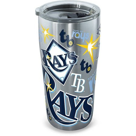 New! Tervis 20 oz. Stainless Steel TB Rays