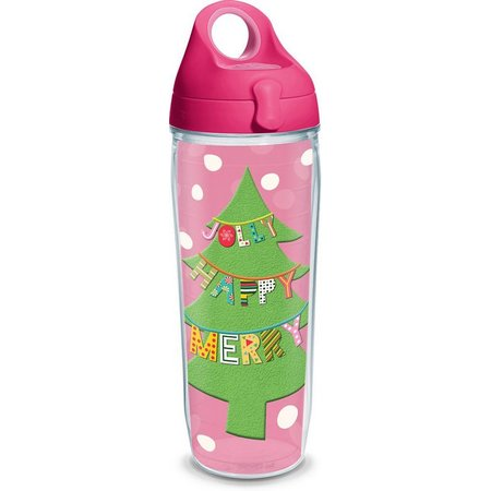 Tervis 24 oz. Jolly Happy Merry Water Bottle