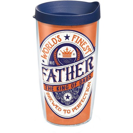 Tervis 16 oz. Father King of Dads Travel