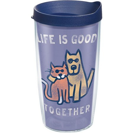 Tervis 16 oz. Life Is Good Together Tumbler