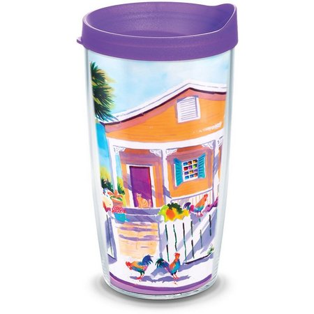 Tervis 16 oz. Ellen Negley Key West Travel