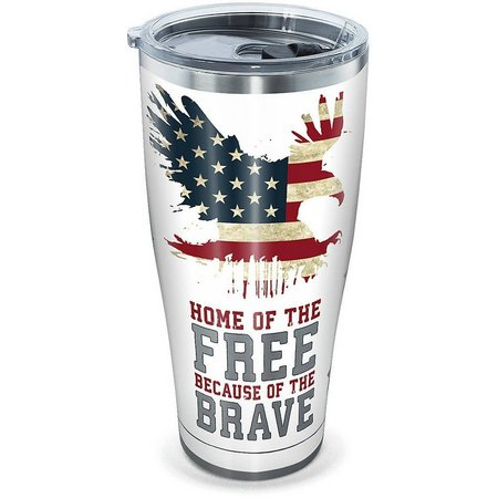 Tervis 30 oz. Stainless Steel Home Of Free