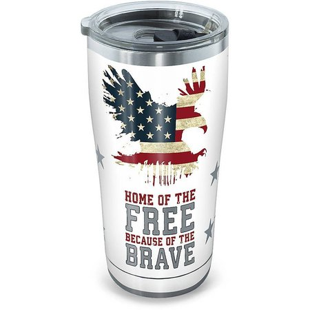 Tervis 20 oz. Stainless Steel Home Of Free