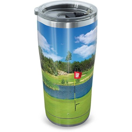 Tervis 20 oz. Stainless Steel Golf Course Tumbler