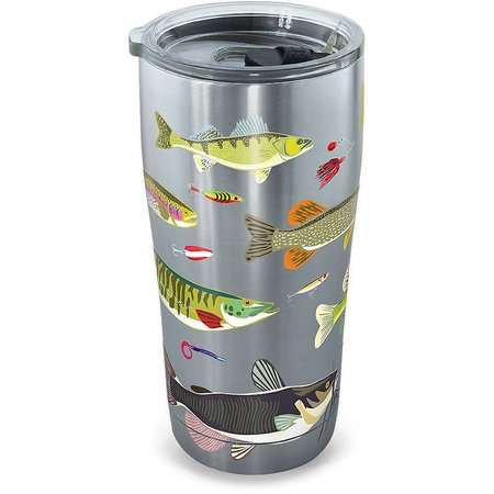 Tervis 20 oz. Stainless Steel Fresh Fish Tumbler