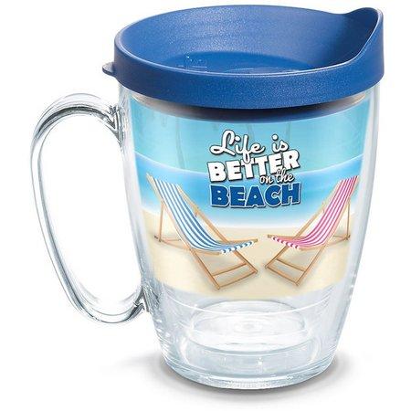 Tervis 16 oz. Life Better on Beach Travel