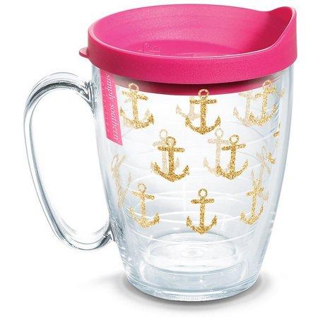 Tervis 16 oz. Simply Southern Anchors Travel Mug