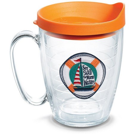 Tervis 16 oz. Set Sail Travel Mug
