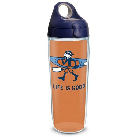 Tervis 24 oz. Life Is Good Kayak Water