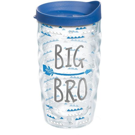 Tervis 10 oz. Big Bro Wavy Travel Tumbler