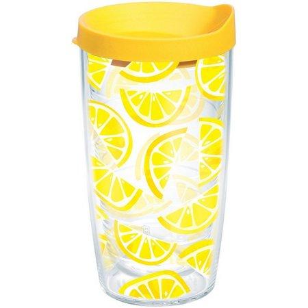 Tervis 16 oz. Lemon Slice Travel Tumbler