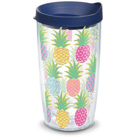 Tervis 16 oz. Simply Southern Pineapple Tumbler