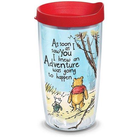 Tervis 16 oz. Winnie The Pooh Travel Tumbler