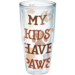 Tervis 24 oz. My Kids Have Paws Tumbler