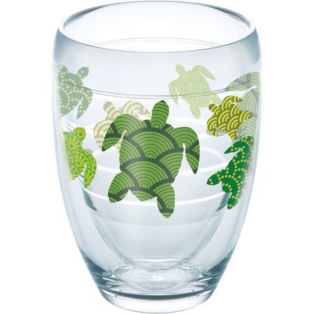 Tervis 9 oz. Turtle Stemless Wine Goblet