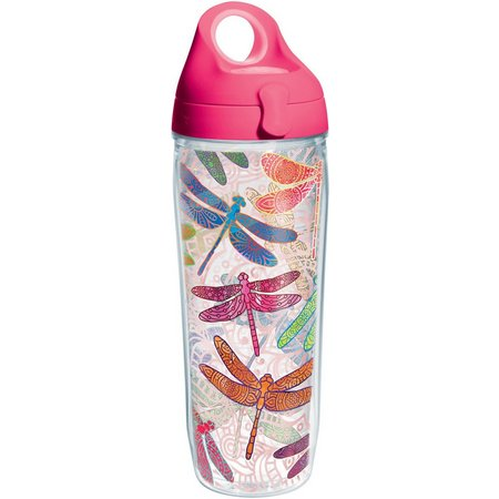Tervis 24 oz. Dragonfly Mandala Water Bottle