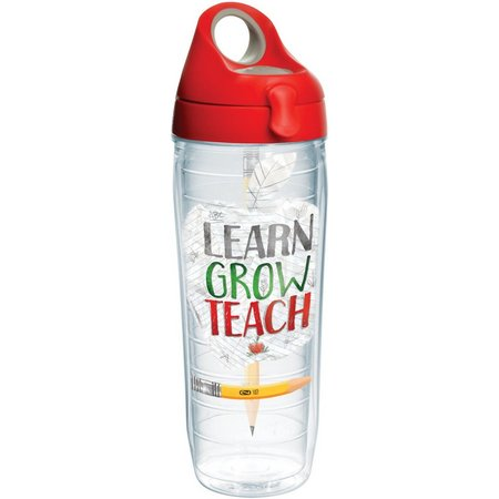 Tervis 24 oz. Learn Grow Teach Water Bottle