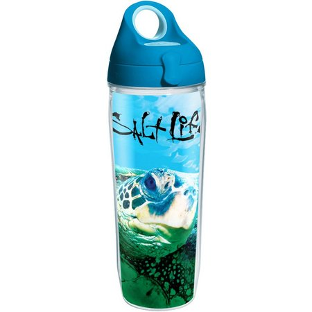 Tervis 24 oz. Salt Life Blue Turtle Water