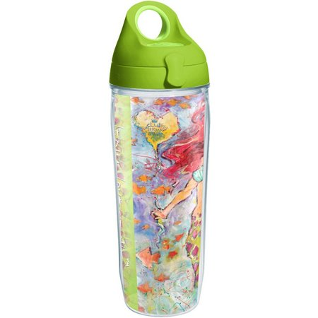 Tervis 24 oz. Leoma Club Mermaid Water Bottle