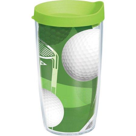 Tervis 16 oz. Golf Balls and Club Tumbler