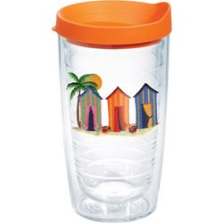 Tervis 16 oz. Cabanas Travel Tumbler with Lid