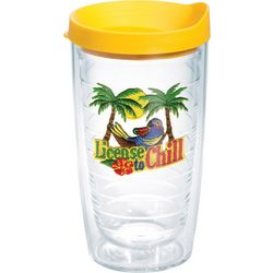 Tervis 16 oz. License To Chill Travel Tumbler