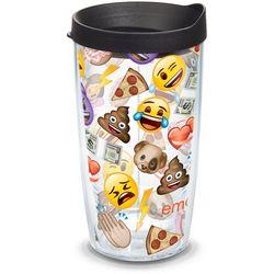 Tervis 16 oz. Emoji Collage Travel Tumbler
