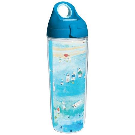 Tervis 24 oz. Amber Moran Florida Water Bottle