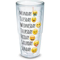 Tervis 24 oz. Emoji Days Tumbler