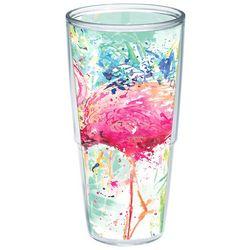 Tervis 24 oz. Splash Flamingo Tumbler