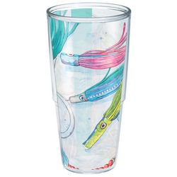 New! Tervis 24 oz. Amber Moran Luring In