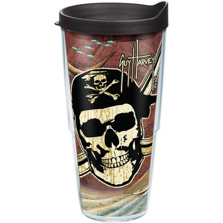Tervis 24 oz. Guy Harvey Pirate Tumbler With