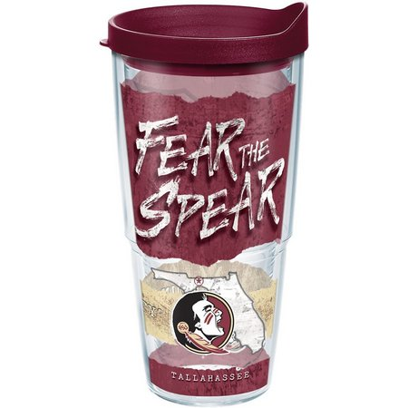 Tervis 24 oz. Florida State Spear Tumbler &