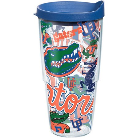 Tervis 24 oz. Florida Gators Logo Tumbler With