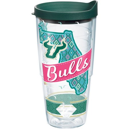 Tervis 24 oz. USF Bulls Class Tumbler With