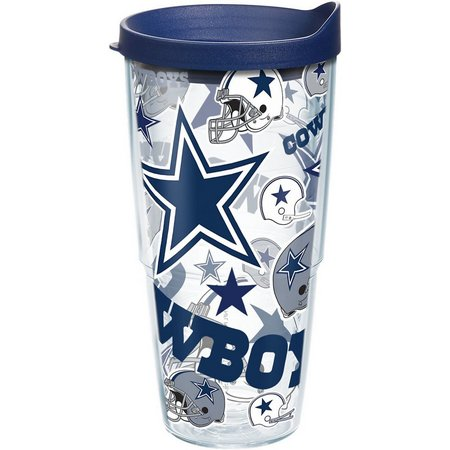 Tervis 24 oz. NFL Cowboys Wrap Tumbler With