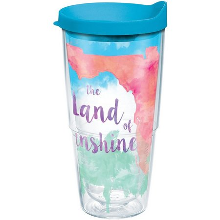 Tervis 24 oz. Land of Sunshine Tumbler With