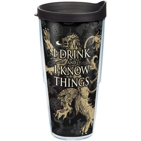 Tervis 24 oz. Game Of Thrones I Drink