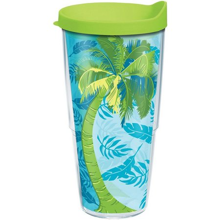 Tervis 24 oz. Palm Tones Wrap Tumbler With