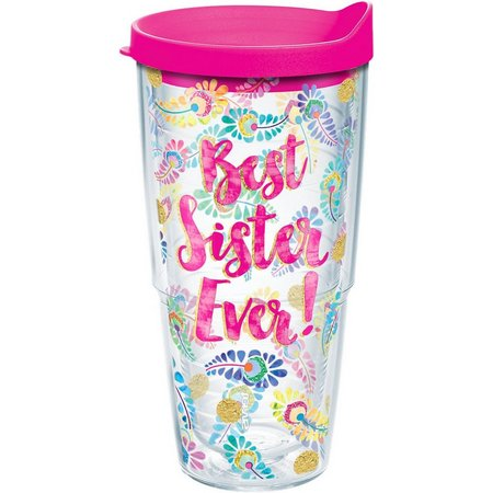 Tervis 24 oz. Best Sister Ever Tumbler With
