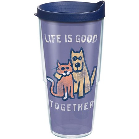 Tervis 24 oz. Life Is Good Together Tumbler