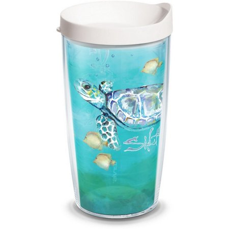Tervis 16 oz. Salt Life Watercolor Travel Tumbler