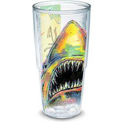 Tervis 24 oz. Salt Life Watercolor Shark Tumbler