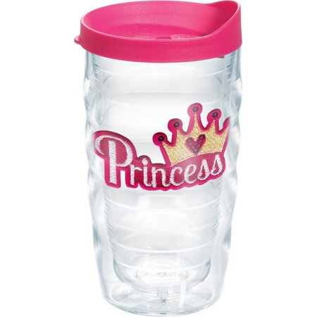 Tervis 10 oz. Sequin Princess Wavy Travel Tumbler