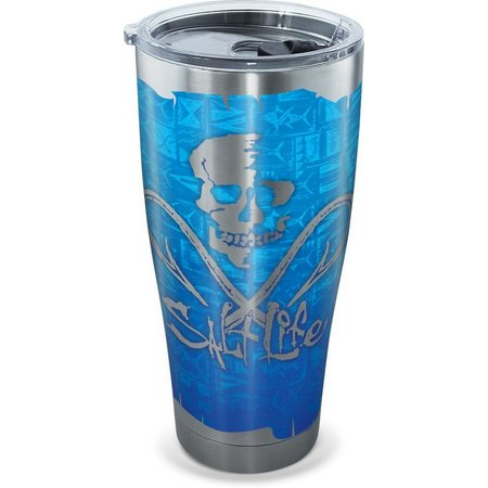 Tervis 30 oz. Stainless Steel Salt Life Skull