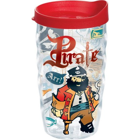 Tervis 10 oz. Pirate Collage Wavy Tumbler With