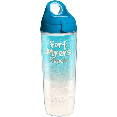 Tervis 24 oz. Fort Meyers Beach Water Bottle