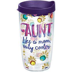 Tervis 16 oz. Cool Aunt Travel Tumbler