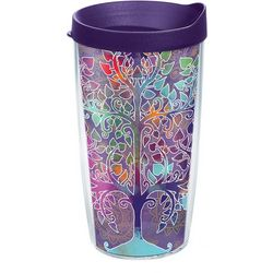 Tervis 16 oz. Tree Of Life Travel Tumbler
