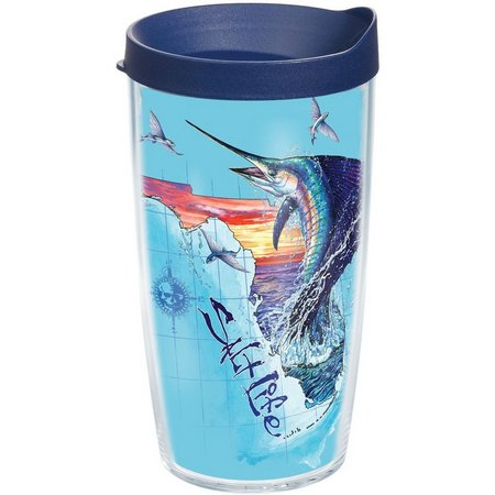 Tervis 16 oz. Salt Life Sailfish Travel Tumbler
